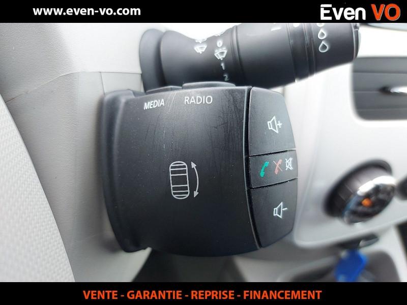 Photo 19 de l'offre de RENAULT ZOE LIFE CHARGE RAPIDE TYPE 2 à 7500€ chez Even VO