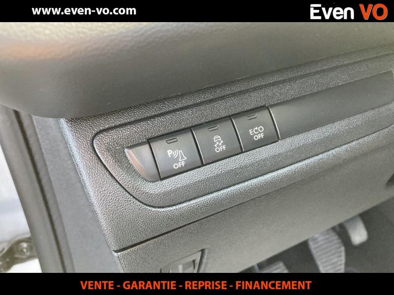 Photo 17 de l'offre de PEUGEOT 208 1.6 BLUEHDI 75CH  ACTIVE BUSINESS S&S 5P à 8500€ chez Even VO