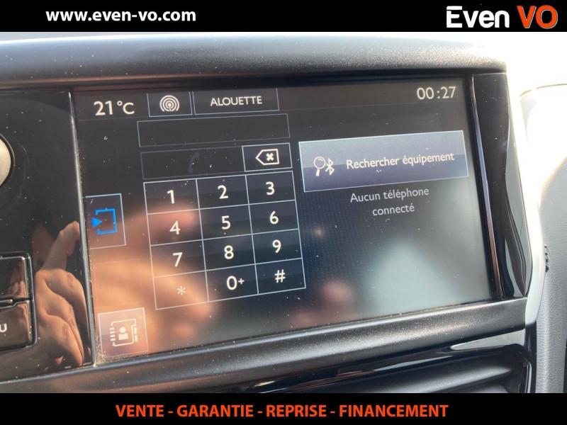 Photo 10 de l'offre de PEUGEOT 208 1.6 BLUEHDI 75CH  ACTIVE BUSINESS S&S 5P à 8500€ chez Even VO