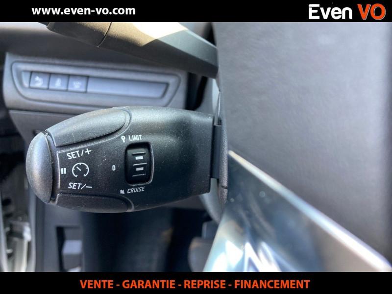 Photo 12 de l'offre de PEUGEOT 208 1.6 BLUEHDI 75CH  ACTIVE BUSINESS S&S 5P à 8500€ chez Even VO