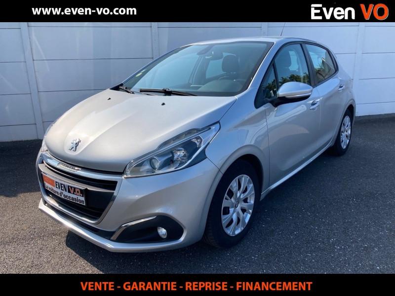 Peugeot 208 1.6 BLUEHDI 75CH  ACTIVE BUSINESS S&S 5P Diesel GRIS  Occasion à vendre