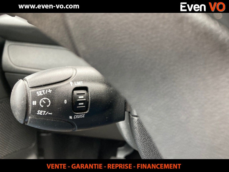 Photo 10 de l'offre de PEUGEOT 208 AFFAIRE 1.6 BLUEHDI 75CH PREMIUM PACK à 7800€ chez Even VO