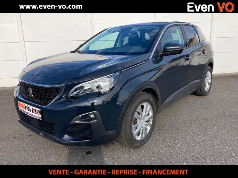 Peugeot 3008 1.5 BLUEHDI 130CH E6.C ACTIVE BUSINESS S&S Diesel GRIS  Occasion à vendre