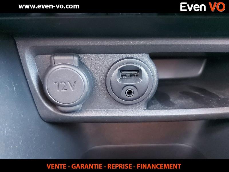 Photo 13 de l'offre de PEUGEOT 208 1.6 BLUEHDI 75CH  ACTIVE BUSINESS S&S 5P à 10000€ chez Even VO
