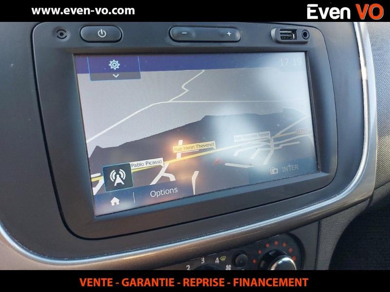Photo 9 de l'offre de DACIA SANDERO 1.5 DCI 90CH STEPWAY à 9000€ chez Even VO
