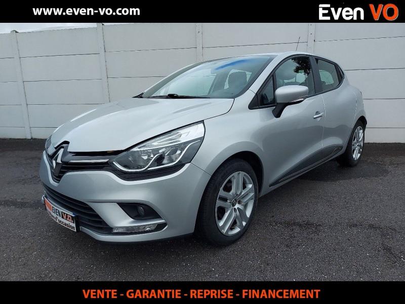 Renault CLIO IV 1.5 DCI 75CH ENERGY BUSINESS 5P Diesel GRIS  Occasion à vendre
