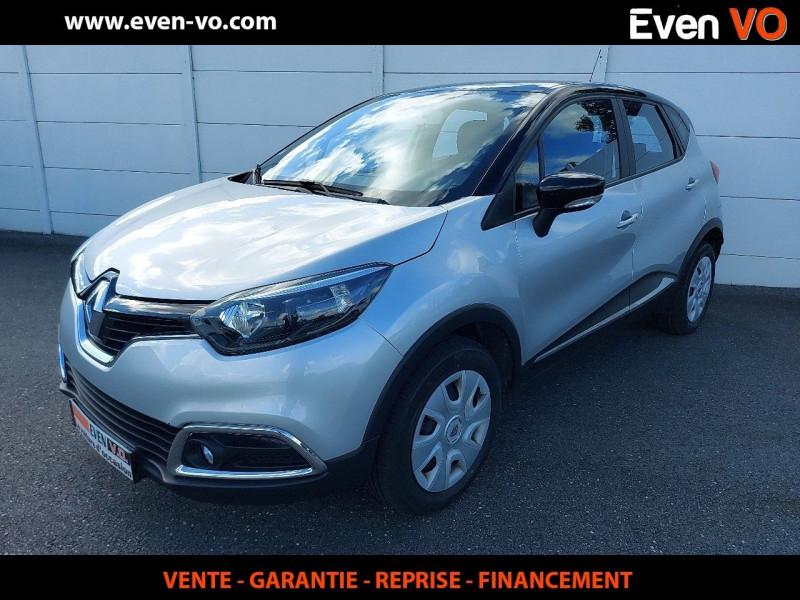 Renault CAPTUR 1.5 DCI 90CH STOP&START ENERGY BUSINESS ECO² EURO6 2016 Diesel GRIS  Occasion à vendre