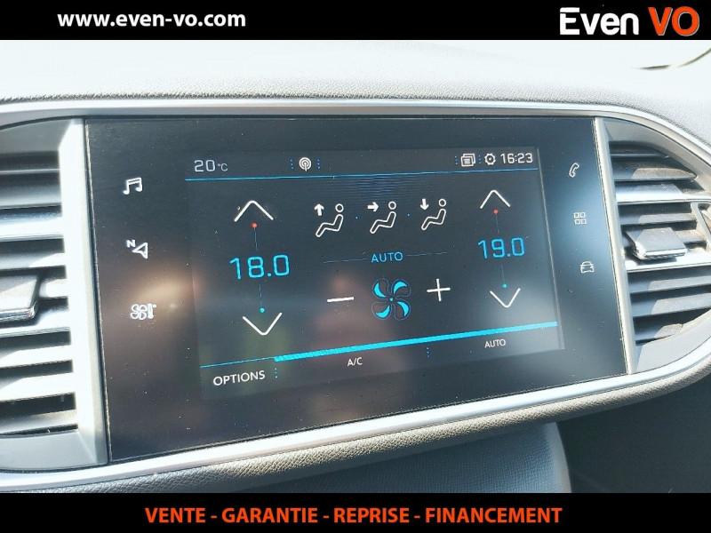Photo 16 de l'offre de PEUGEOT 308 2.0 BLUEHDI 180CH S&S GT EAT8 à 26500€ chez Even VO