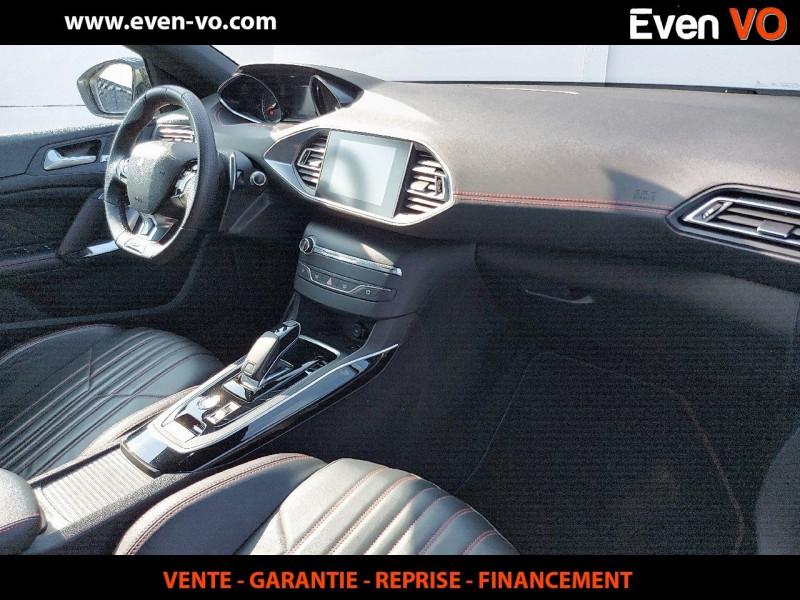 Photo 5 de l'offre de PEUGEOT 308 2.0 BLUEHDI 180CH S&S GT EAT8 à 26500€ chez Even VO