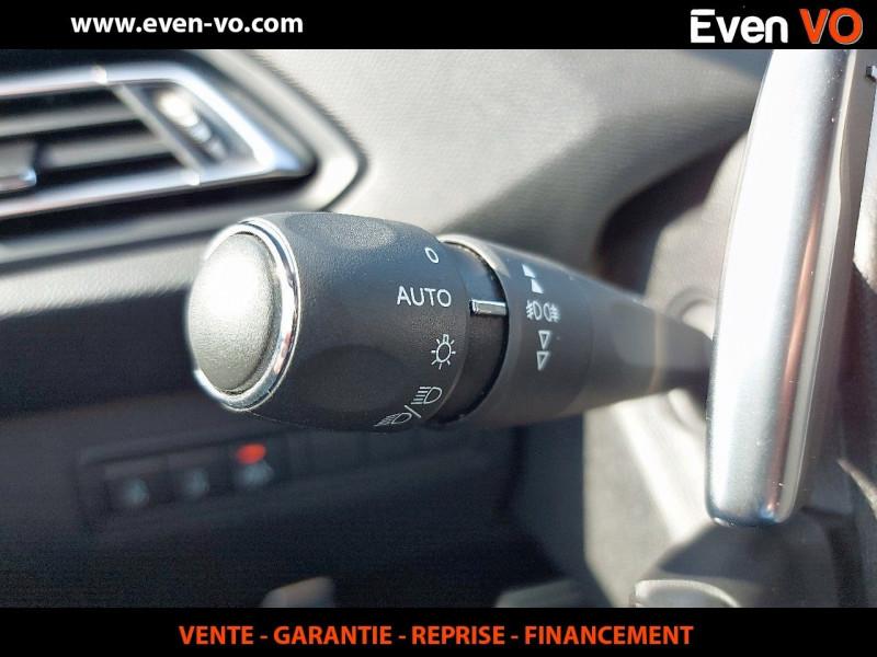 Photo 24 de l'offre de PEUGEOT 308 2.0 BLUEHDI 180CH S&S GT EAT8 à 26500€ chez Even VO