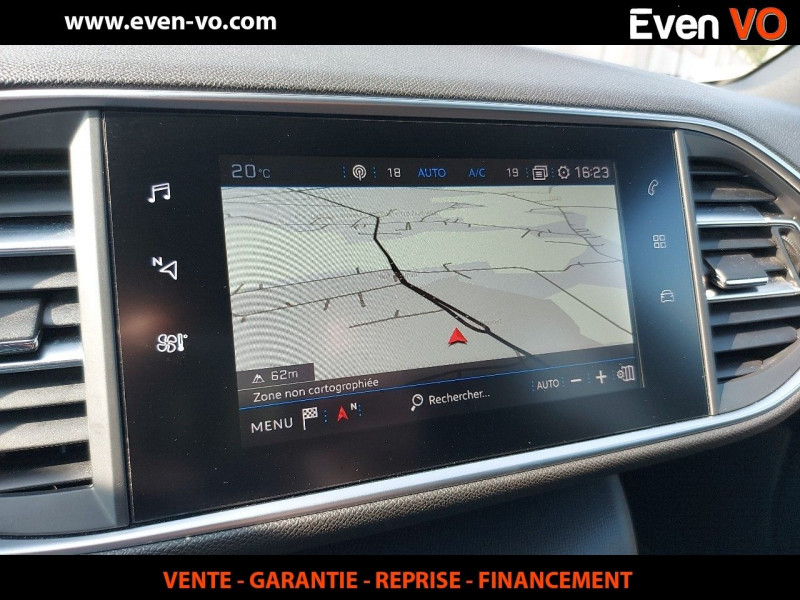 Photo 17 de l'offre de PEUGEOT 308 2.0 BLUEHDI 180CH S&S GT EAT8 à 26500€ chez Even VO