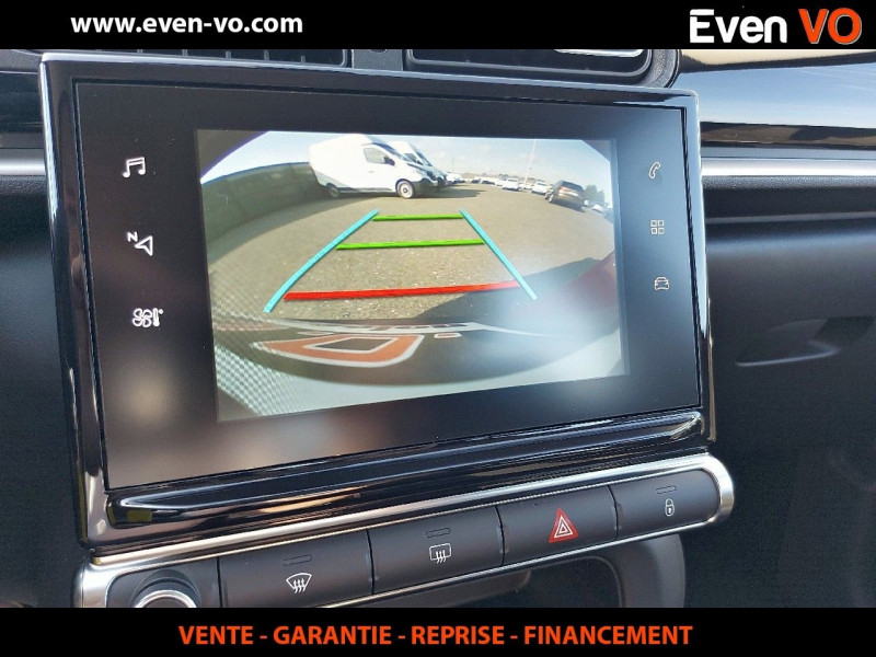 Photo 7 de l'offre de CITROEN C3 BLUEHDI 100CH SHINE BUSINESS S&S E6.D-TEMP BVM5 à 15000€ chez Even VO