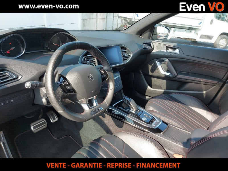 Photo 3 de l'offre de PEUGEOT 308 2.0 BLUEHDI 180CH S&S GT EAT8 à 26500€ chez Even VO