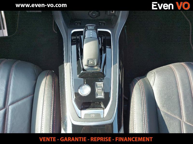 Photo 13 de l'offre de PEUGEOT 308 2.0 BLUEHDI 180CH S&S GT EAT8 à 26500€ chez Even VO