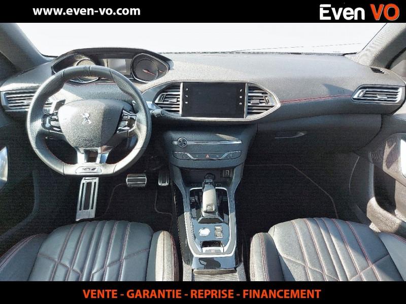 Photo 4 de l'offre de PEUGEOT 308 2.0 BLUEHDI 180CH S&S GT EAT8 à 26500€ chez Even VO