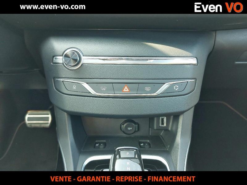 Photo 14 de l'offre de PEUGEOT 308 2.0 BLUEHDI 180CH S&S GT EAT8 à 26500€ chez Even VO