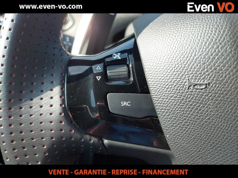 Photo 25 de l'offre de PEUGEOT 308 2.0 BLUEHDI 180CH S&S GT EAT8 à 26500€ chez Even VO