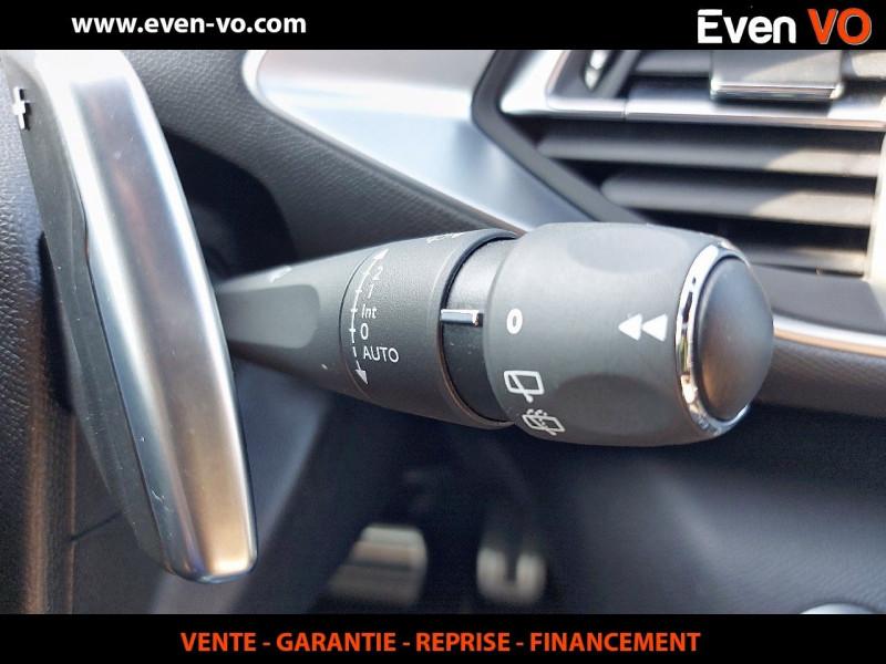 Photo 28 de l'offre de PEUGEOT 308 2.0 BLUEHDI 180CH S&S GT EAT8 à 26500€ chez Even VO