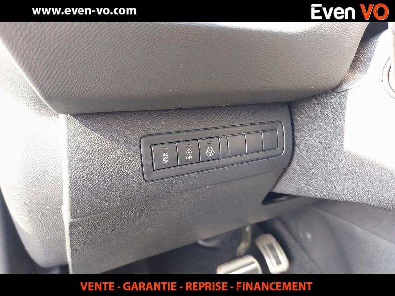 Photo 21 de l'offre de PEUGEOT 308 2.0 BLUEHDI 180CH S&S GT EAT8 à 26500€ chez Even VO