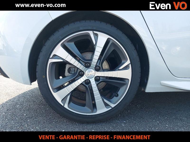 Photo 8 de l'offre de PEUGEOT 308 2.0 BLUEHDI 180CH S&S GT EAT8 à 26500€ chez Even VO