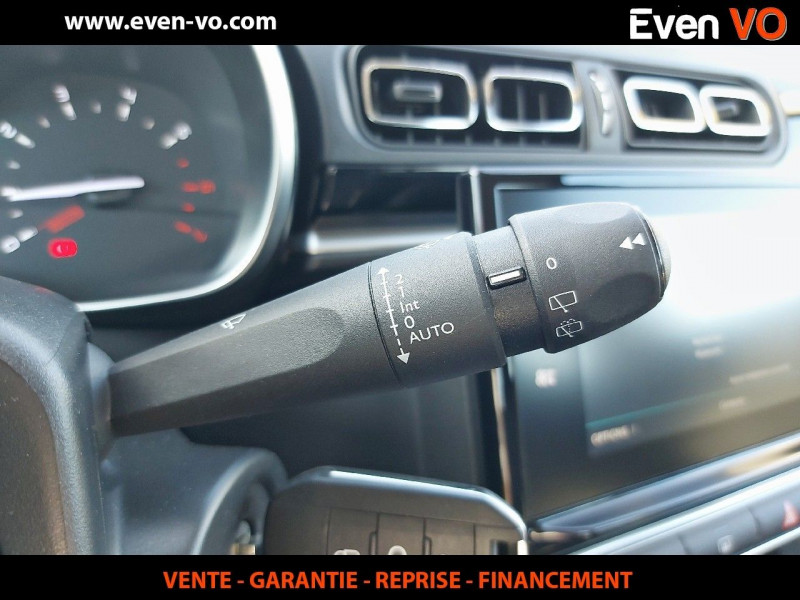 Photo 21 de l'offre de CITROEN C3 BLUEHDI 100CH SHINE BUSINESS S&S E6.D-TEMP BVM5 à 15000€ chez Even VO