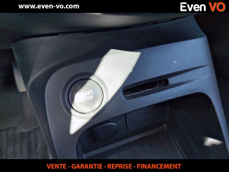 Photo 10 de l'offre de RENAULT CAPTUR 1.5 DCI 90CH STOP&START ENERGY ZEN ECO² à 8500€ chez Even VO