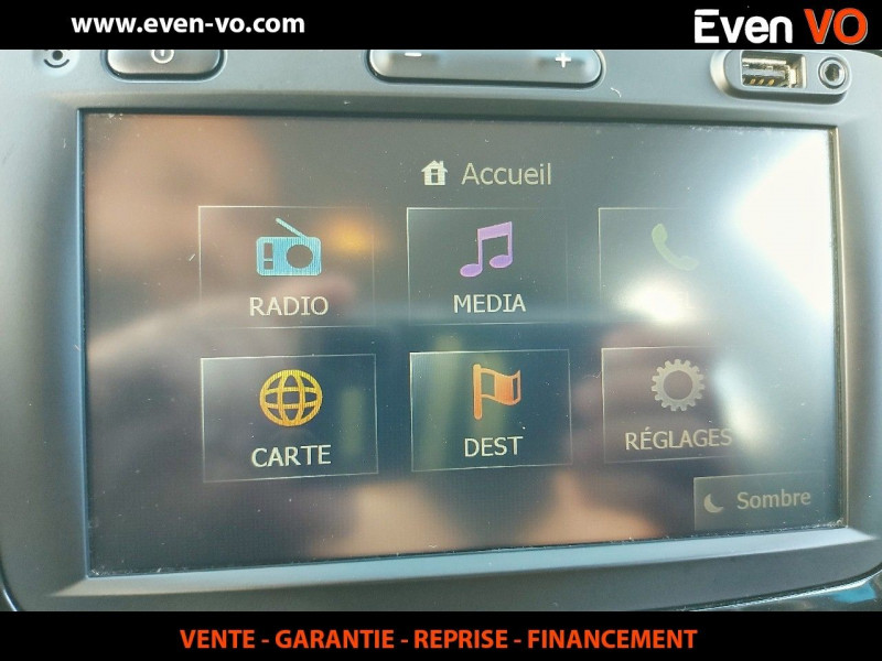 Photo 7 de l'offre de RENAULT CAPTUR 1.5 DCI 90CH STOP&START ENERGY ZEN ECO² à 8500€ chez Even VO