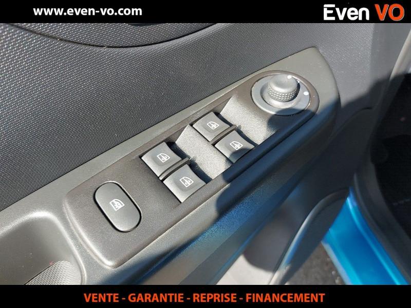 Photo 19 de l'offre de RENAULT CAPTUR 1.5 DCI 90CH STOP&START ENERGY ZEN ECO² à 8500€ chez Even VO