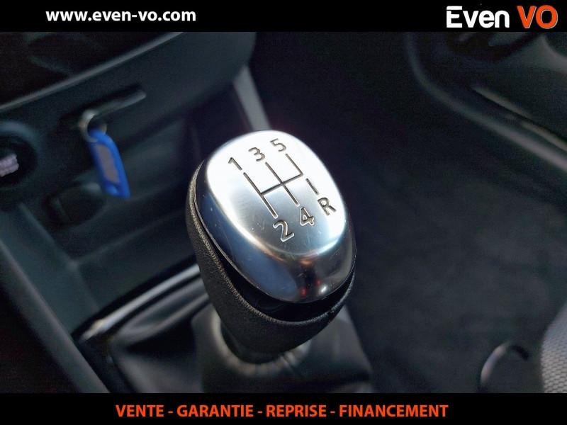 Photo 14 de l'offre de RENAULT CLIO IV STE 1.5 DCI 90CH ENERGY AIR MEDIANAV ECO² 82G à 8000€ chez Even VO