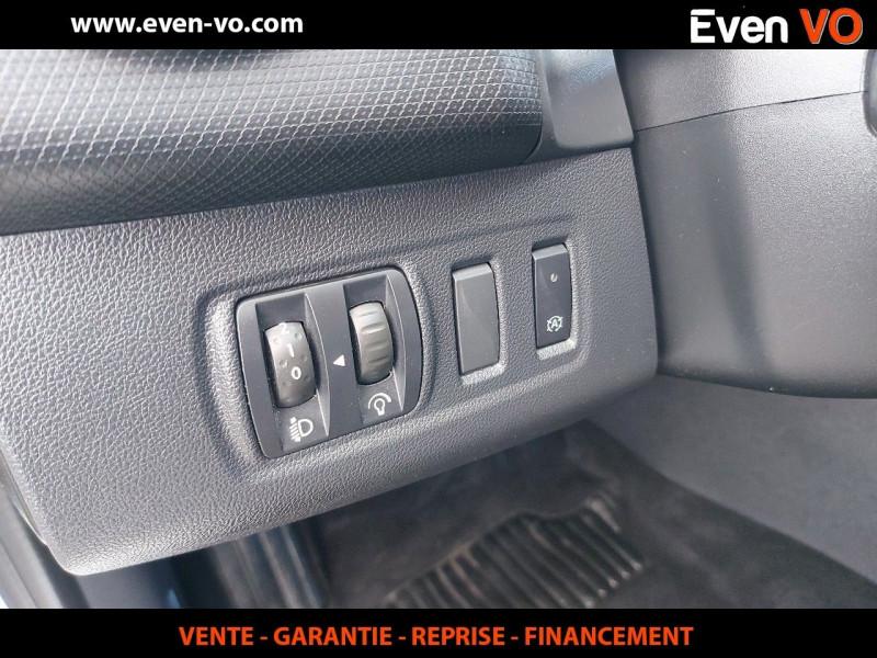 Photo 12 de l'offre de RENAULT CLIO IV STE 1.5 DCI 90CH ENERGY AIR MEDIANAV ECO² 82G à 8000€ chez Even VO