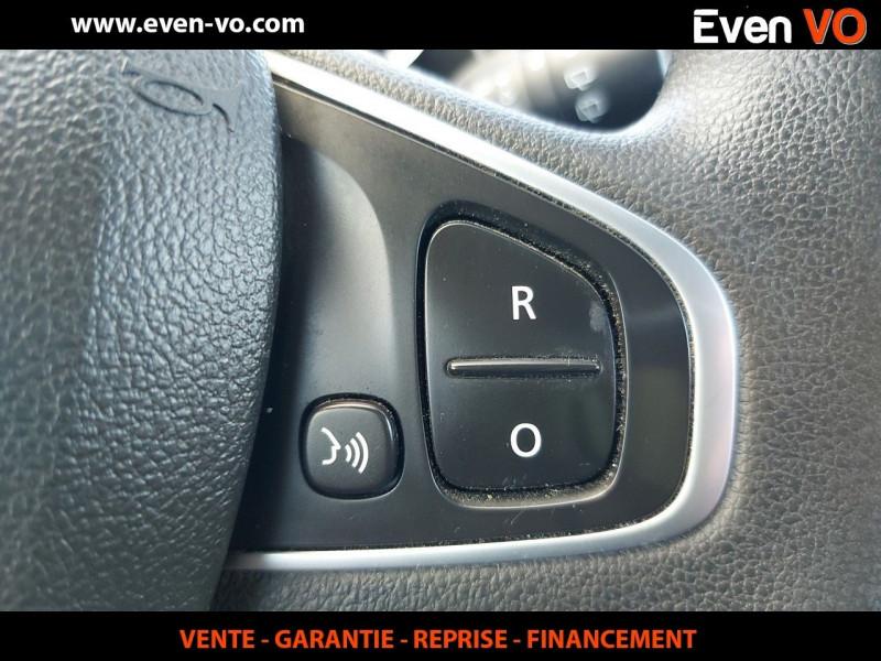 Photo 17 de l'offre de RENAULT CLIO IV STE 1.5 DCI 90CH ENERGY AIR MEDIANAV ECO² 82G à 8000€ chez Even VO