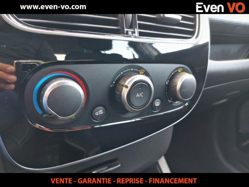 Photo 8 de l'offre de RENAULT CLIO IV STE 1.5 DCI 90CH ENERGY AIR MEDIANAV ECO² 82G à 8000€ chez Even VO