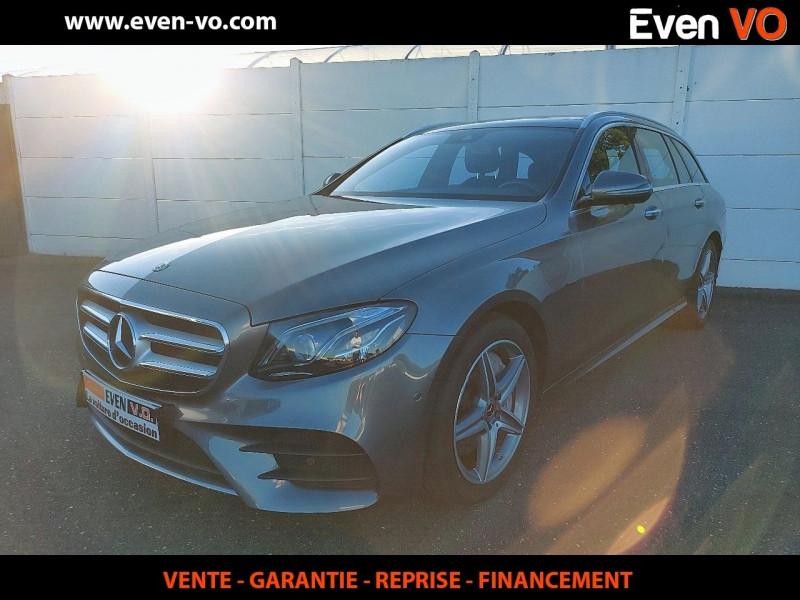 Mercedes-Benz CLASSE E BREAK (S213) 300 DE 194+122CH AMG LINE 9G-TRONIC Hybride GRIS  Occasion à vendre
