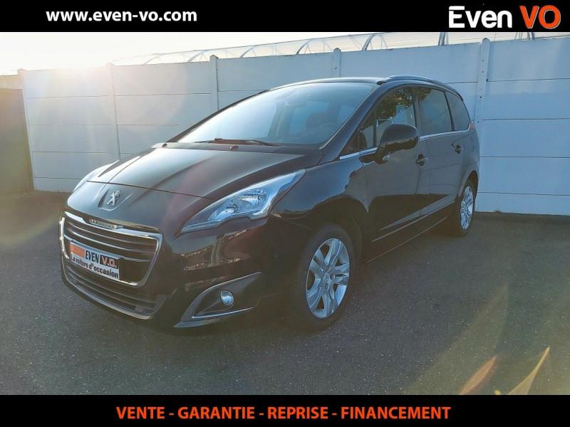 Peugeot 5008 1.6 BLUEHDI 120CH BUSINESS PACK S&S Diesel NOIR Occasion à vendre