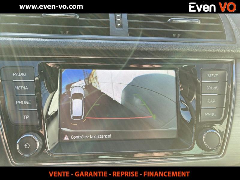 Photo 8 de l'offre de SKODA FABIA BREAK 1.0 TSI 110CH CLEVER à 11000€ chez Even VO