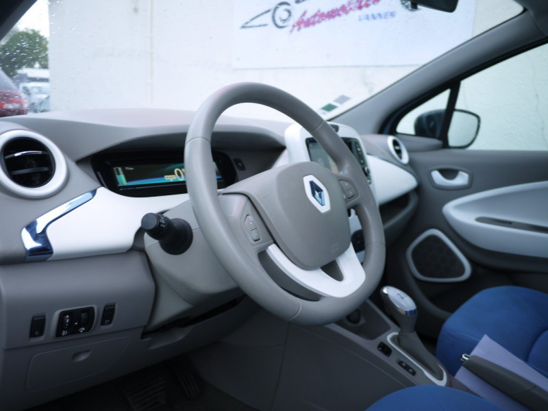 Photo 2 de l'offre de RENAULT ZOE LIFE CHARGE RAPIDE à 6900€ chez Le Fourchêne Automobiles