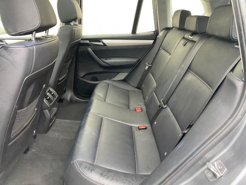 Photo 4 de l'offre de BMW X3 (F25) XDRIVE20DA 190CH LOUNGE PLUS à 22990€ chez Le Fourchêne Automobiles