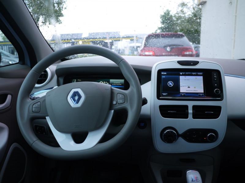 Photo 3 de l'offre de RENAULT ZOE LIFE CHARGE RAPIDE à 6900€ chez Le Fourchêne Automobiles
