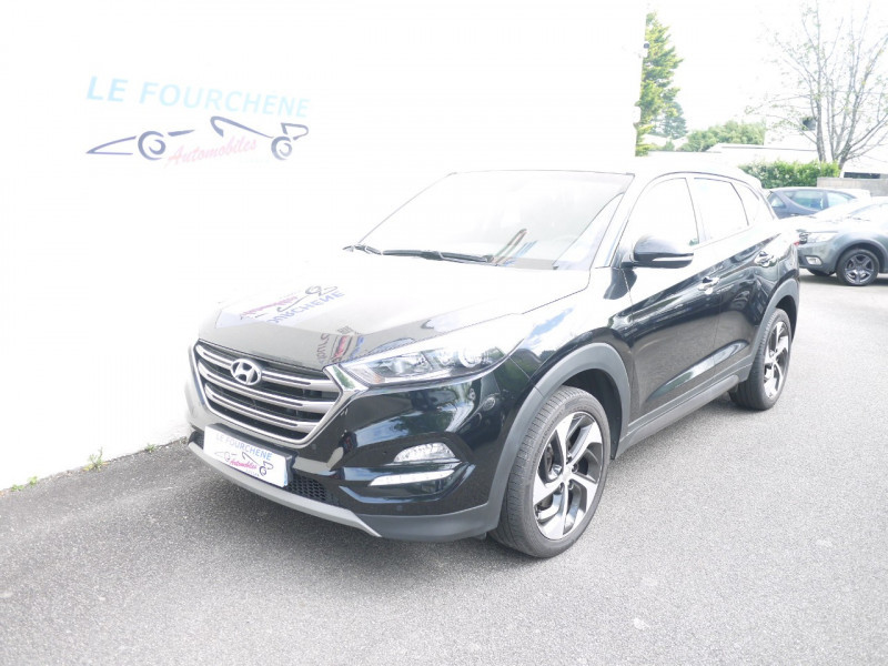 Hyundai TUCSON 1.7 CRDI 115CH EXECUTIVE 2WD Diesel INCONN Occasion à vendre