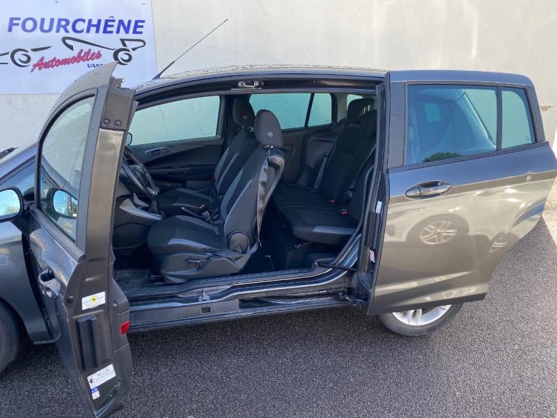 Photo 3 de l'offre de FORD B-MAX 1.5 TDCI 75CH FAP EDITION à 8990€ chez Le Fourchêne Automobiles