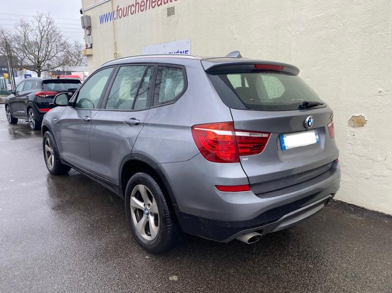 Photo 6 de l'offre de BMW X3 (F25) XDRIVE20DA 190CH LOUNGE PLUS à 22990€ chez Le Fourchêne Automobiles