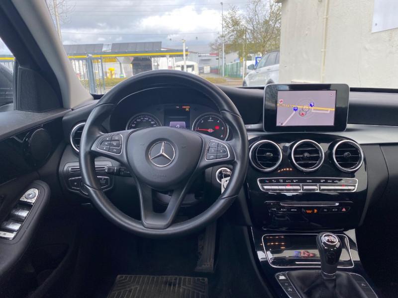 Photo 3 de l'offre de MERCEDES-BENZ CLASSE C (W205) 180 D BUSINESS à 16490€ chez Le Fourchêne Automobiles