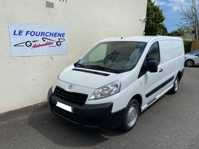 Peugeot EXPERT FG 229 L2H1 2.0 HDI FAP 125 PACK CLIM Diesel BLANC Occasion à vendre