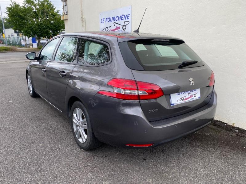 Photo 5 de l'offre de PEUGEOT 308 SW 1.6 BLUEHDI 120CH ACTIVE BUSINESS S&S EAT6 à 11890€ chez Le Fourchêne Automobiles