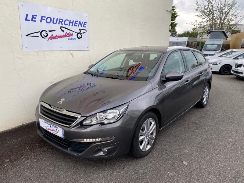 Peugeot 308 SW 1.6 BLUEHDI 120CH ACTIVE BUSINESS S&S EAT6 Diesel GRIS F Occasion à vendre