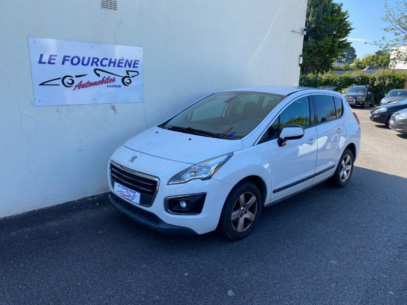 Photo 1 de l'offre de PEUGEOT 3008 1.6 BLUEHDI 120CH ACTIVE BUSINESS S&S EAT6 à 11890€ chez Le Fourchêne Automobiles