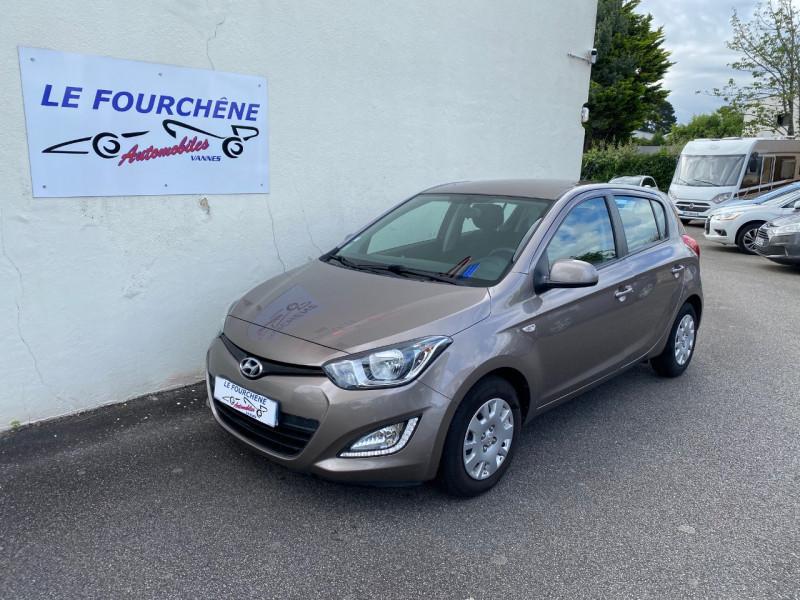 Hyundai I20 1.2 PACK EVIDENCE Essence MARRON Occasion à vendre