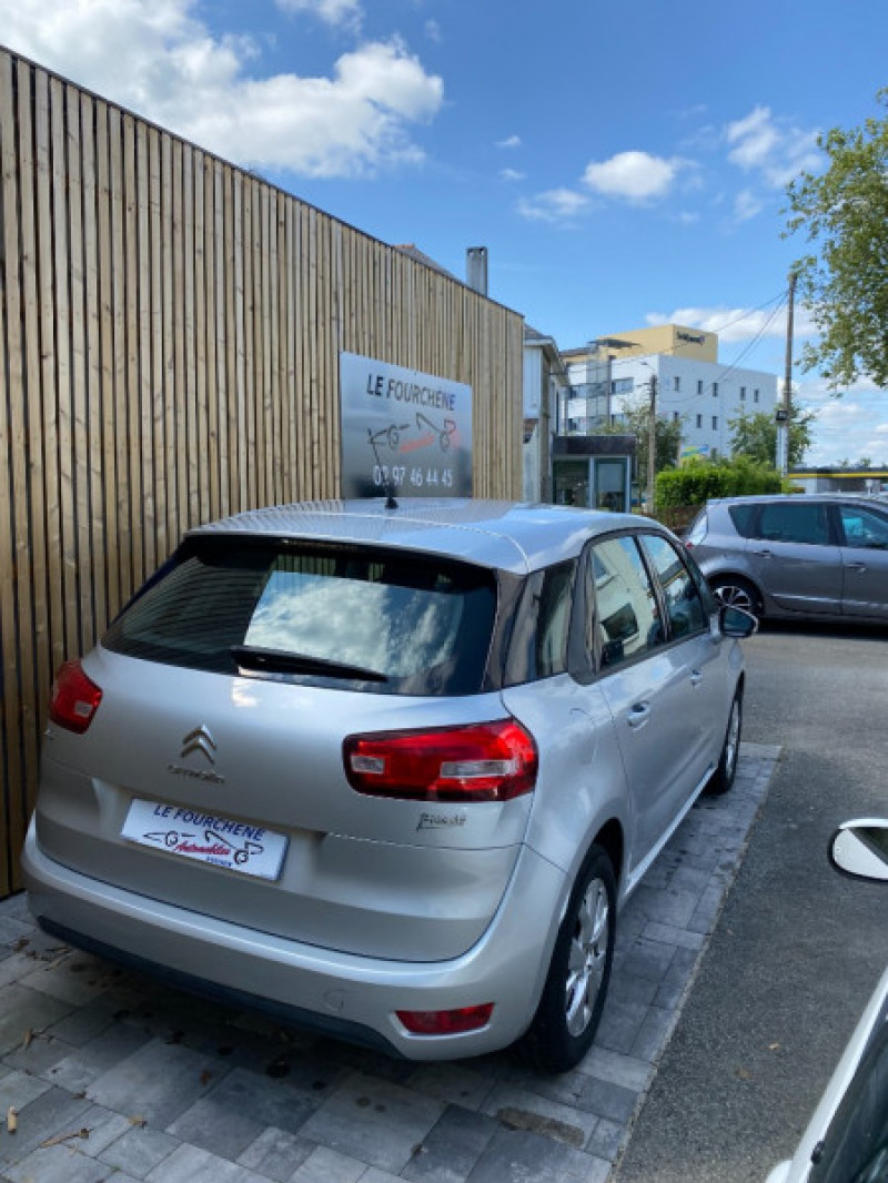 Photo 4 de l'offre de CITROEN C4 PICASSO E-HDI 115CH CONFORT à 9800€ chez Le Fourchêne Automobiles