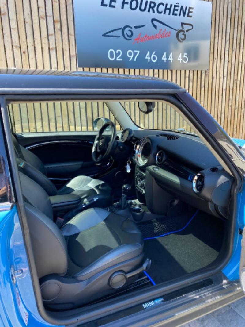 Photo 3 de l'offre de MINI MINI COOPER S 184CH BAYSWATER BVA à 11900€ chez Le Fourchêne Automobiles