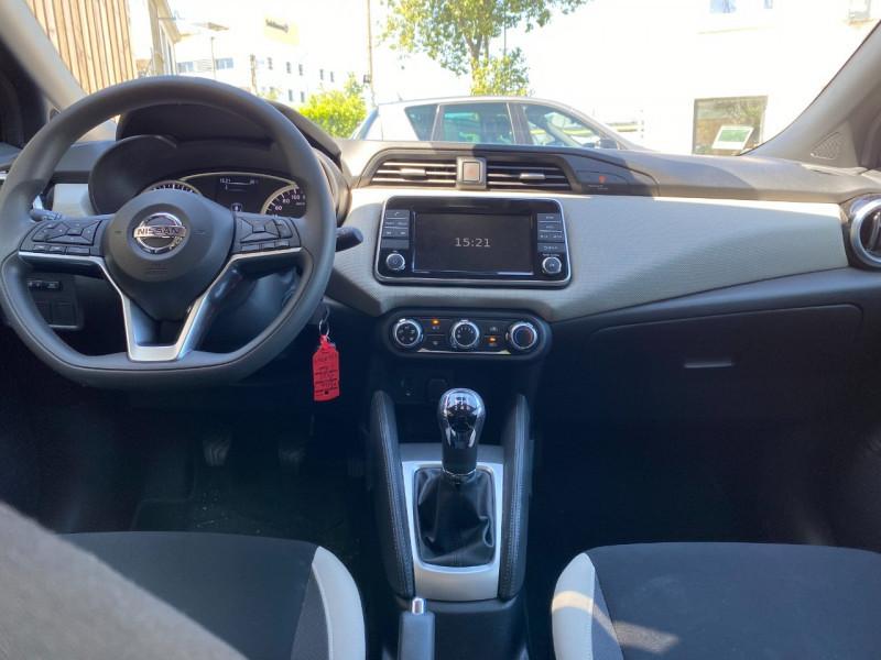Photo 3 de l'offre de NISSAN MICRA 1.0 71CH ACENTA à 9900€ chez Le Fourchêne Automobiles